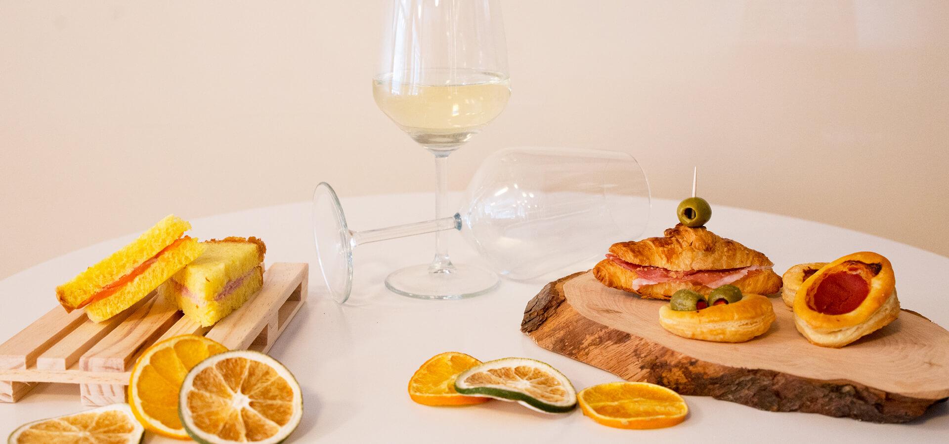 Aperitivi salati - Pasticceria Acquario
