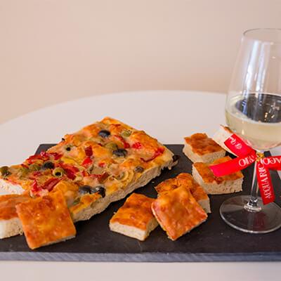 Pizzette - Pasticceria Acquario