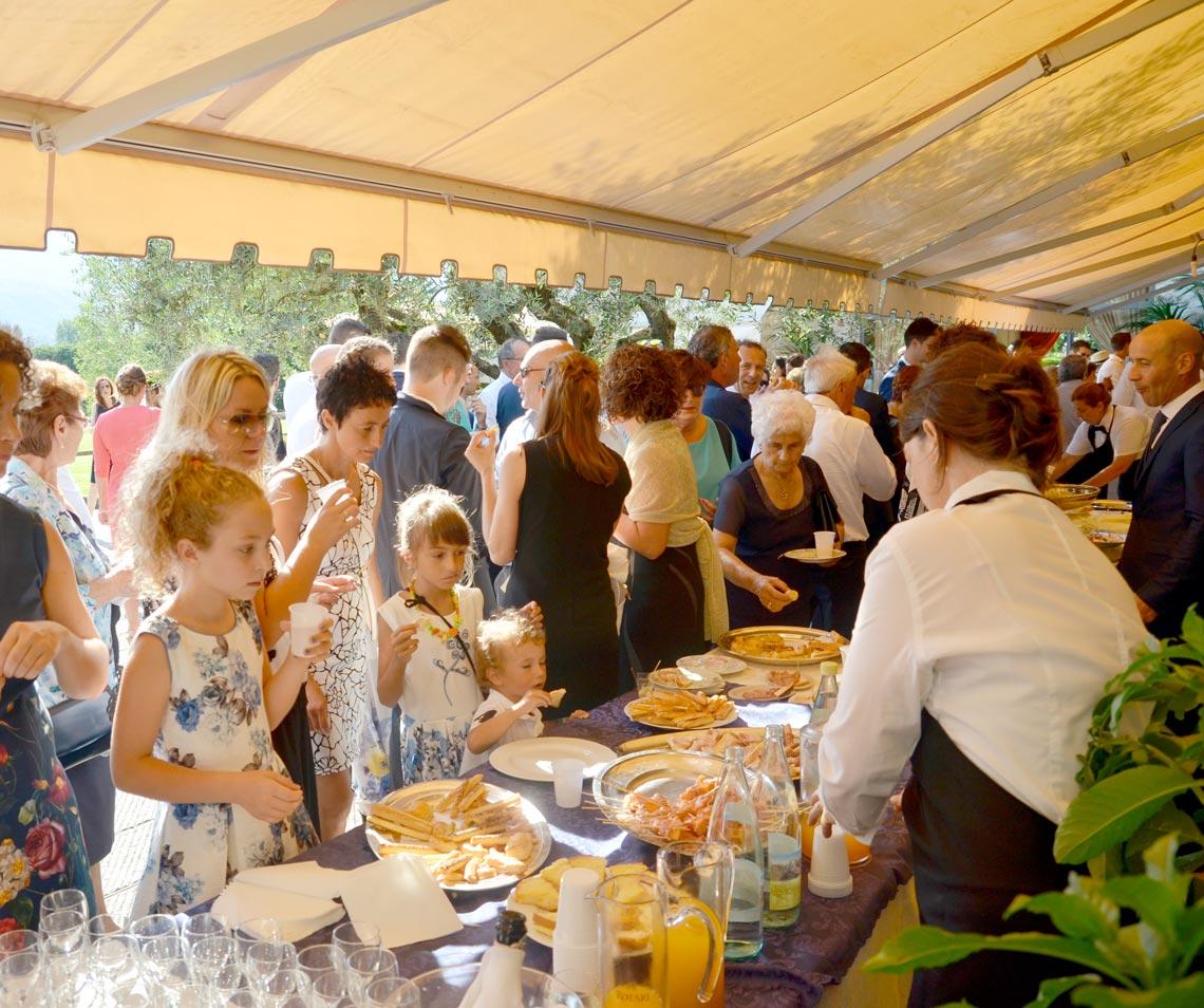 Pasticceria Acqaurio - catering a Bergamo e provincia