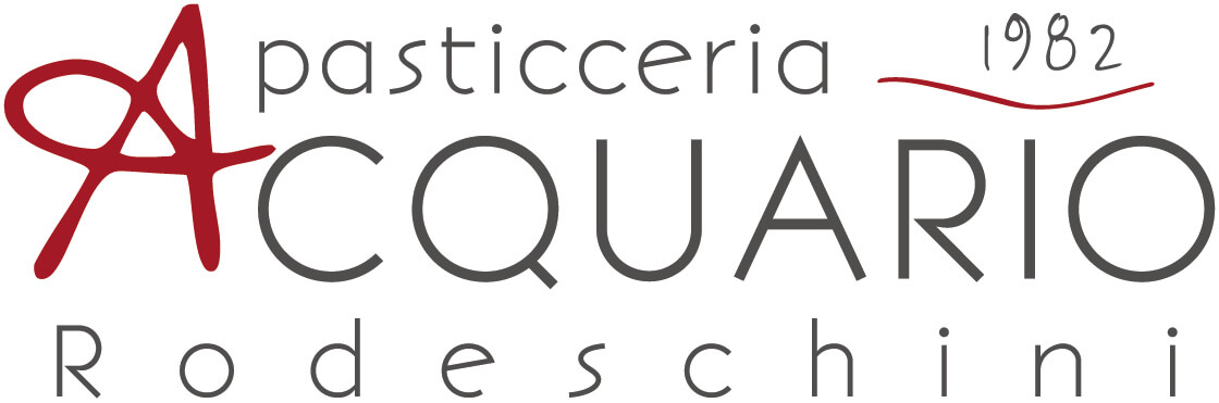Logo pasticceria Acquario - pasticceria a Bergamo