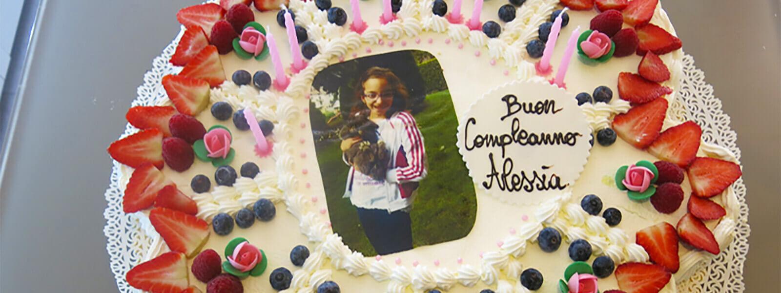 Torte di compleanno per bambini con foto