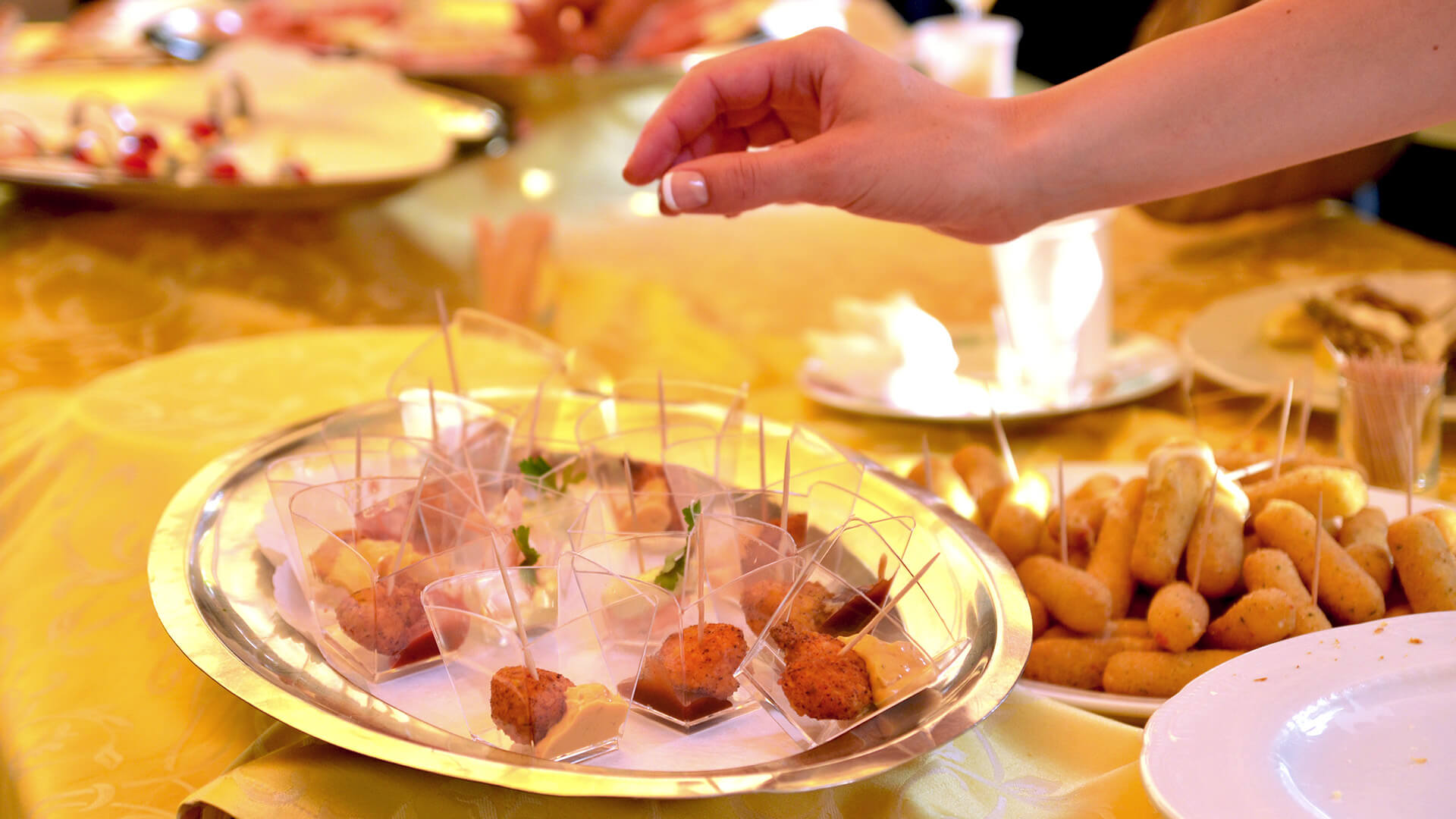 Servizio catering bergamo - matrimonio 3