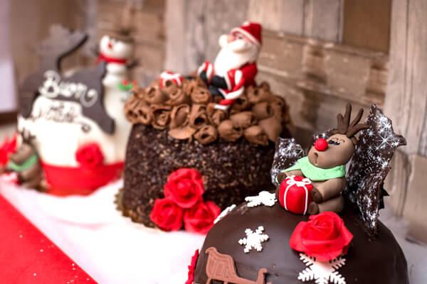 regali gastronomici natale - torte