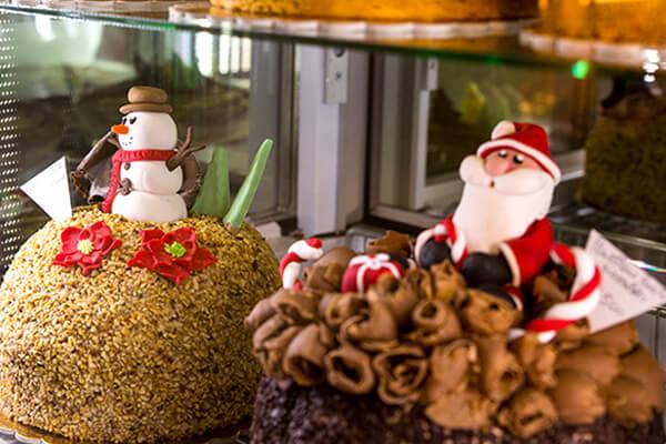 regali gastronomici natale - torte 1