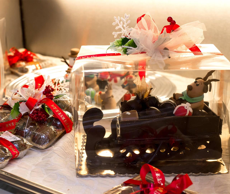 cesti natalizi artigianali personalizzati