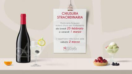 Benvenuto nel nuovo sito di Pasticceria Acquario - Pasticceria Acquario 425cd6d63c1e