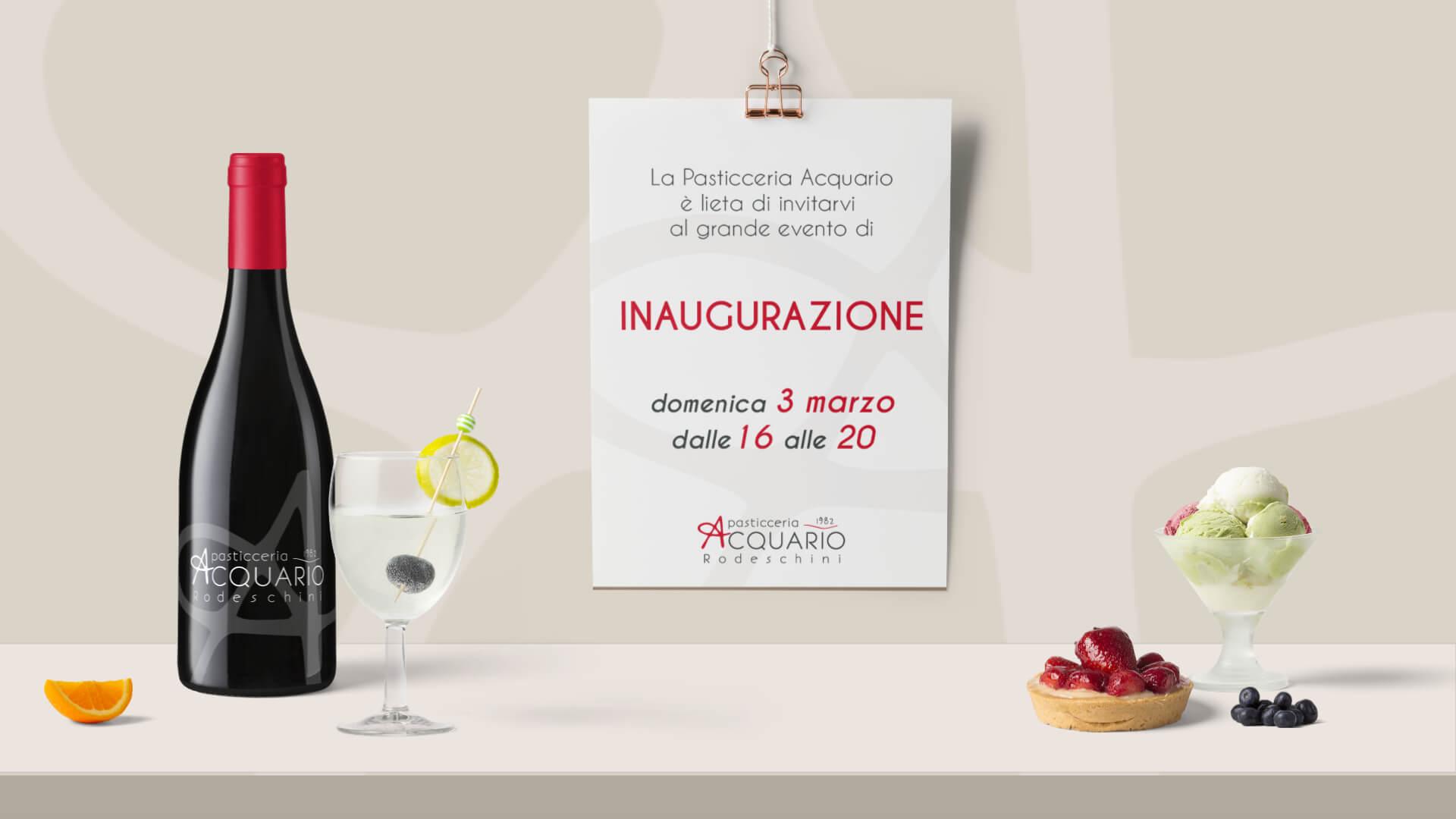 Inaugurazione della nuova sede: ti aspettiamo il 3 marzo!