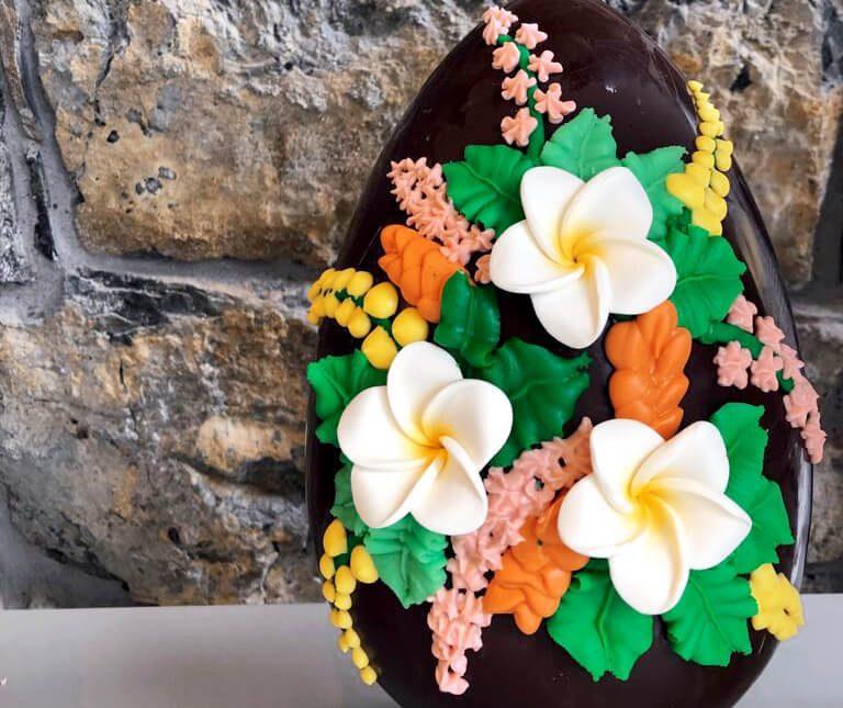 Uova di Pasqua decorate - 2