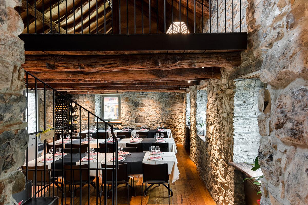 Location catering a Bergamo - 01
