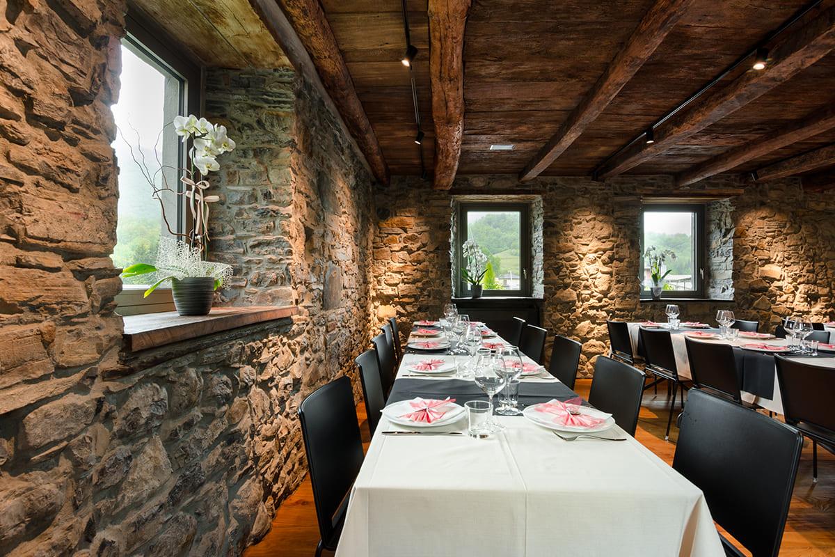 Location catering a Bergamo - 05