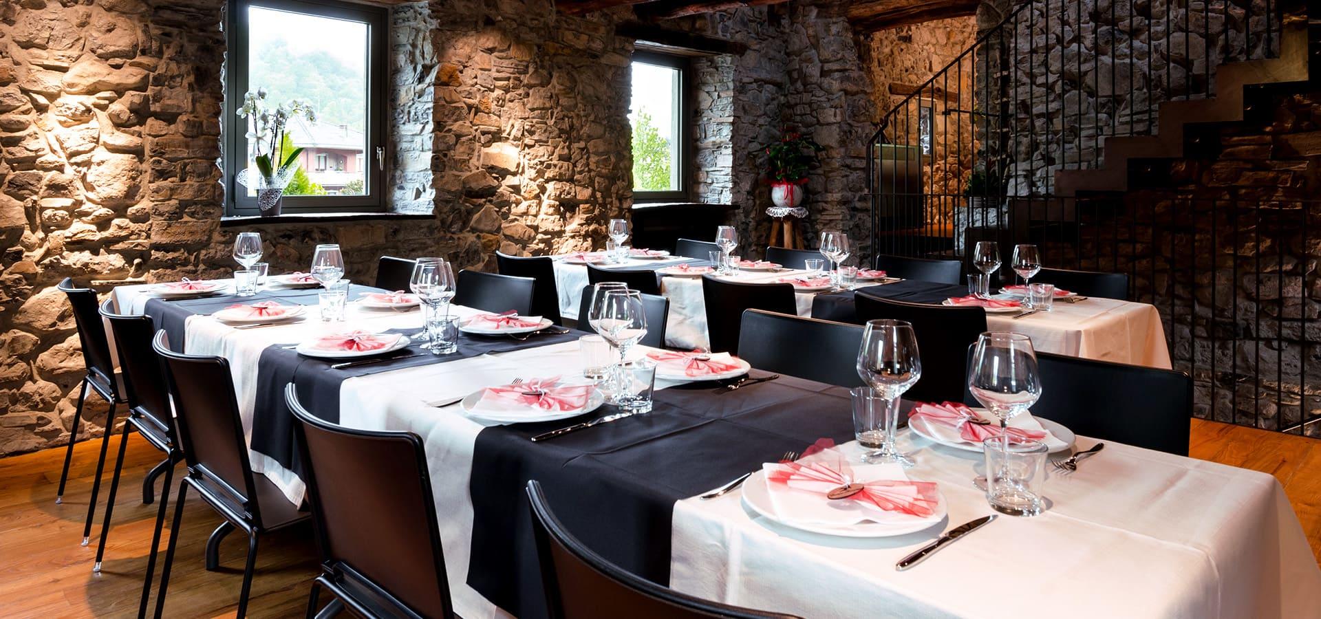 Servizio catering a Bergamo e provincia