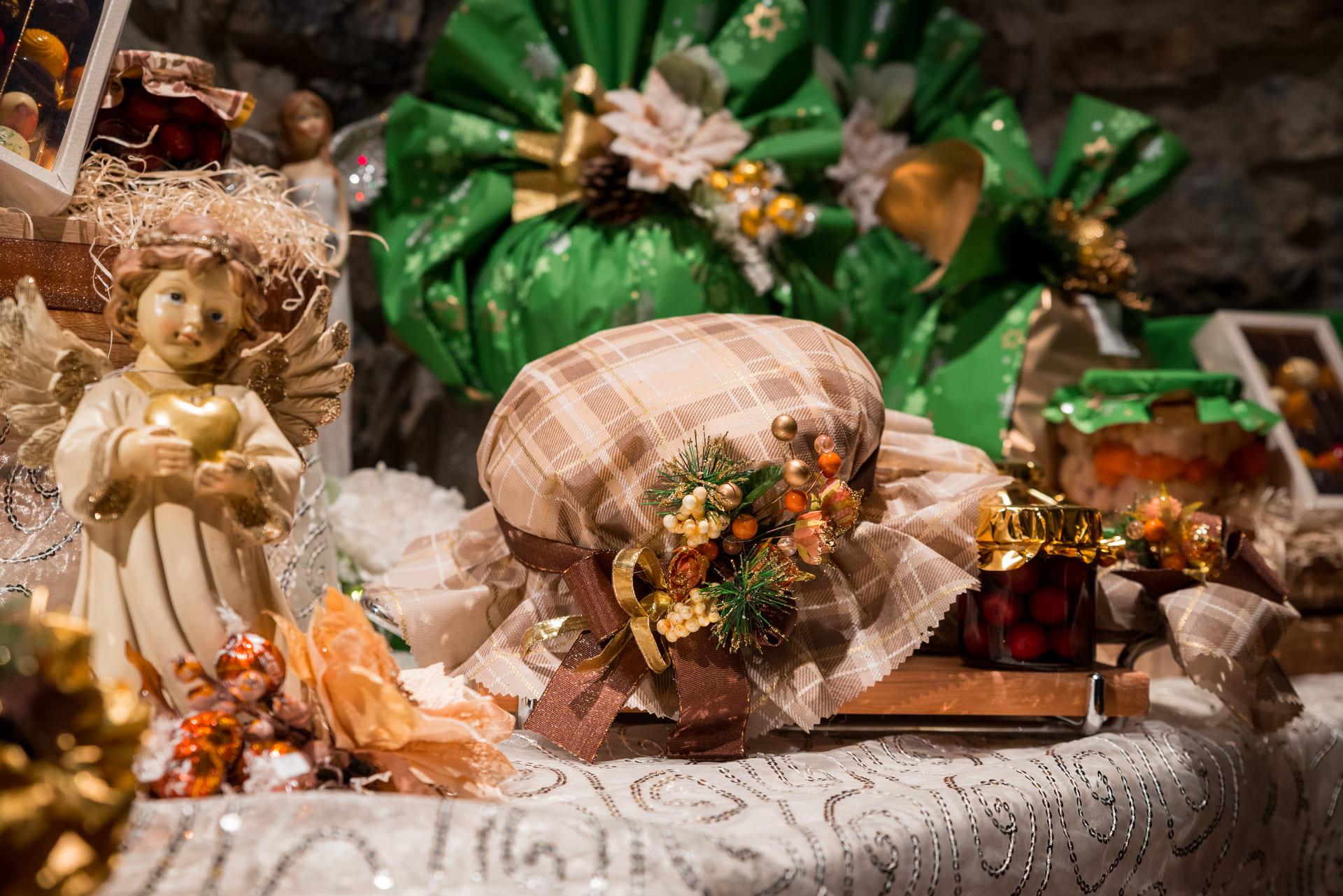 Dolci per festività - cofanetti