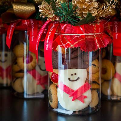 Biscotti Natale - Pasticceria Acquario