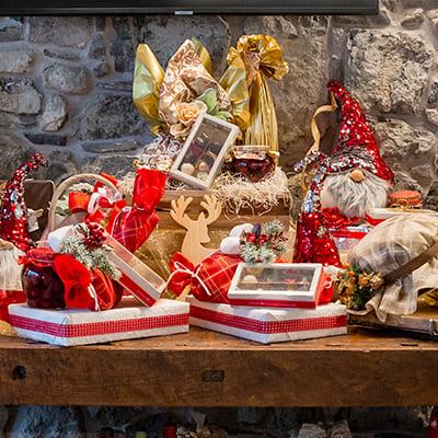 Confezioni Natale - Pasticceria Acquario