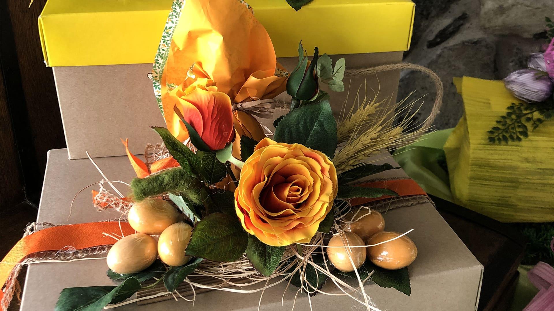 Colomba e uova di Pasqua: scegli i nostri prodotti artigianali!