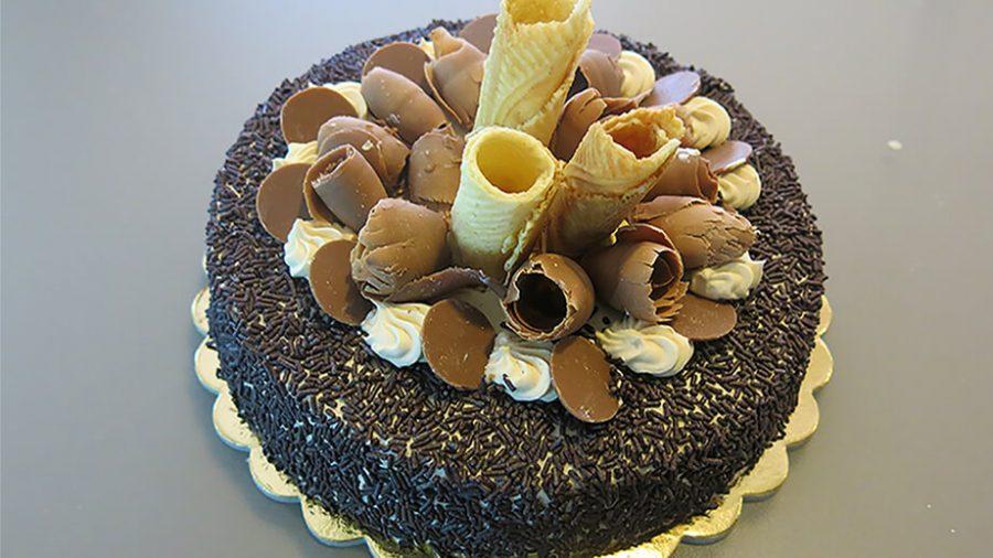Torte di compleanno per bambini gusti - Cioccolato 2